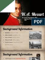 mozart - music