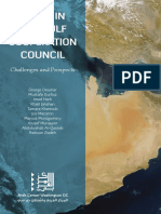 Crisis in the Gulf Cooperation Council - Booklet by ACW