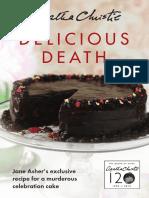 Delicious Death Booklet