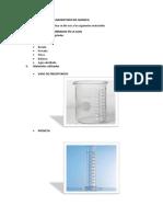 Equipos y Materiales Laboratorio de Quimica