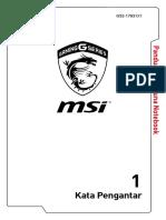 Manual MSI