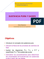 Semana 2 - Sustancia Pura y Gases