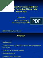 Aeronet Presentation Feb24 2011