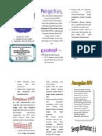 Leaflet IUFD