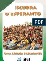 Conheça o Esperanto