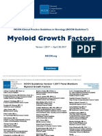 Myeloid Growth factor