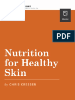 Nutrition for Skin