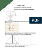 Mec Tutorial Sheet1