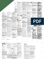 Manual CP V3B