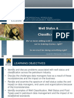 PPDM Well Status Classification Houston 2013