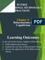 Chapter3 Behaviorism