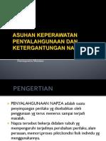 8. Askep penyalahgunaan dan ketergantungan napza.ppt