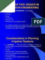 Basic Irrigation Engineering p1