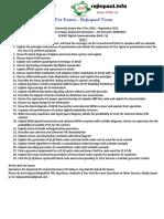 EC6501 DC Rejinpaul Important Questions