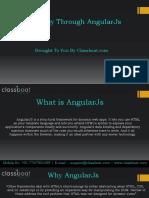 Angular JS Classes in Pune