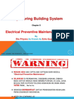 045_Engineering Building System Chapter Electrical Preventive Maintenance I.ppt