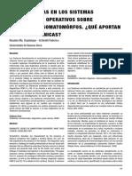 12 - Problemáticas en Los Sistemas Diag. en Somatomorfos - Rosales, Schinelli - Memorias Uba
