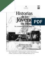 Historias de Los Jovenes en Mexico. Su p