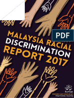 Komas Racial Discrimination Report 2018