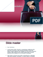 Business Ppt Template 046