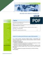 Buletin de Farmacovigilenta Nr 1 an 9 (2018)