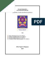 Proposal Prakarya Manisan mangga