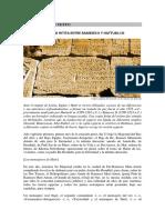 Comentario de Texto Tratado de Qadesh