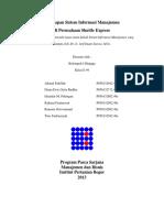 Penerapan Sistem Informasi Manajemen Shuttle Express (1)