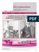 Boletim XXII - António Barroso
