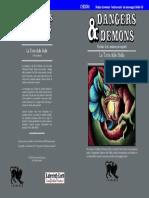 CHDDX4 La Torre delle Stelle (serie Dangers & Demons) Copertina Unica