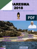 La Cuaresma 2018 - 2.Pptx