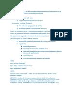 Base de Datos i Tema 1,2,3