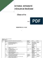 Proiectarea Integrată Pe Unitati Sem Al II-lea(1)