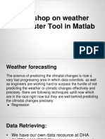 Workshop Spring'15 ( Matlab Tool )