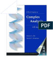 Detailed Solution Manual of Focus on Concepts Problems in Zill's a First Course in Complex Analysis - Section 1.1