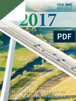 VDA QMC Seminarbroschüre 2017 deutsch