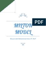 Ringkasan Milton Model