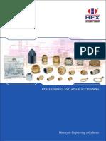 HEX Gland Catalogue