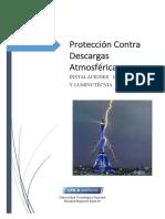 Protección Contra Descargas Atmosféricas