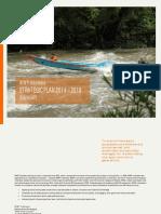Wwf Strategic Plan 2014-2018