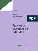 Microeconomics U5