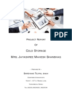 Cold Storage - Jayashree Shanbhag 2