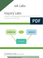 Presentasi Kelompok 2 Convert Cookbook vs Inquiry Labs
