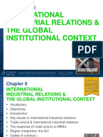 Chapter_9 Ihrm Industrial Relation