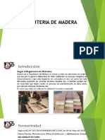 Carpinteria de Madera y Metalica