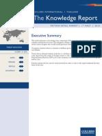 Pattaya Retail Report H1 2010