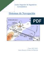 Sistemas de Navegación - Beneyto