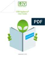 Usm Appliance User Guide