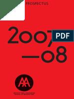 AA Prospectus 0708