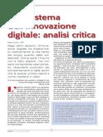 L'ecosistema dell'innovazione digitale